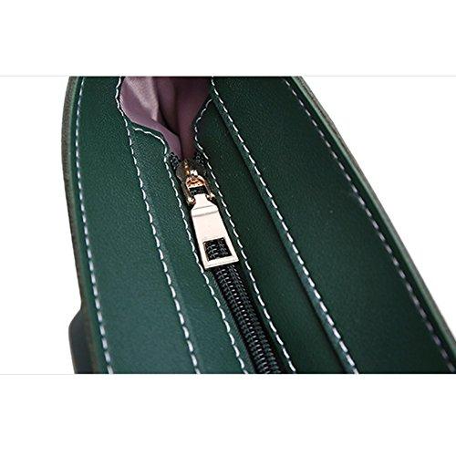 LS Super Feuer Breite Schultergurt Einfache Schulter Diagonal Eimer Tasche Weibliche Tasche Pr1zv7