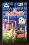 EMMITT SMITH / DALLAS COWBOYS * 3 INCH * 1996 NFL Headliners Football Collector Figure