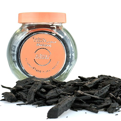 Oudh Mabsoos Nabeel Incense - (40gms Woodchips) by Nabeel by Nabeel Perfumes