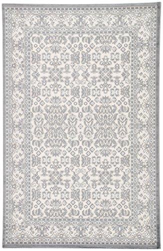 Jaipur Living Regal Oriental White Area Rug (2' X 3')