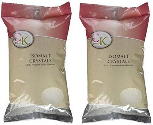 Isomalt Crystals with 3 Jewel Gem Molds - Large, Medium, and Break-apart Hard Candy Molds by Taradactile (Image #2)