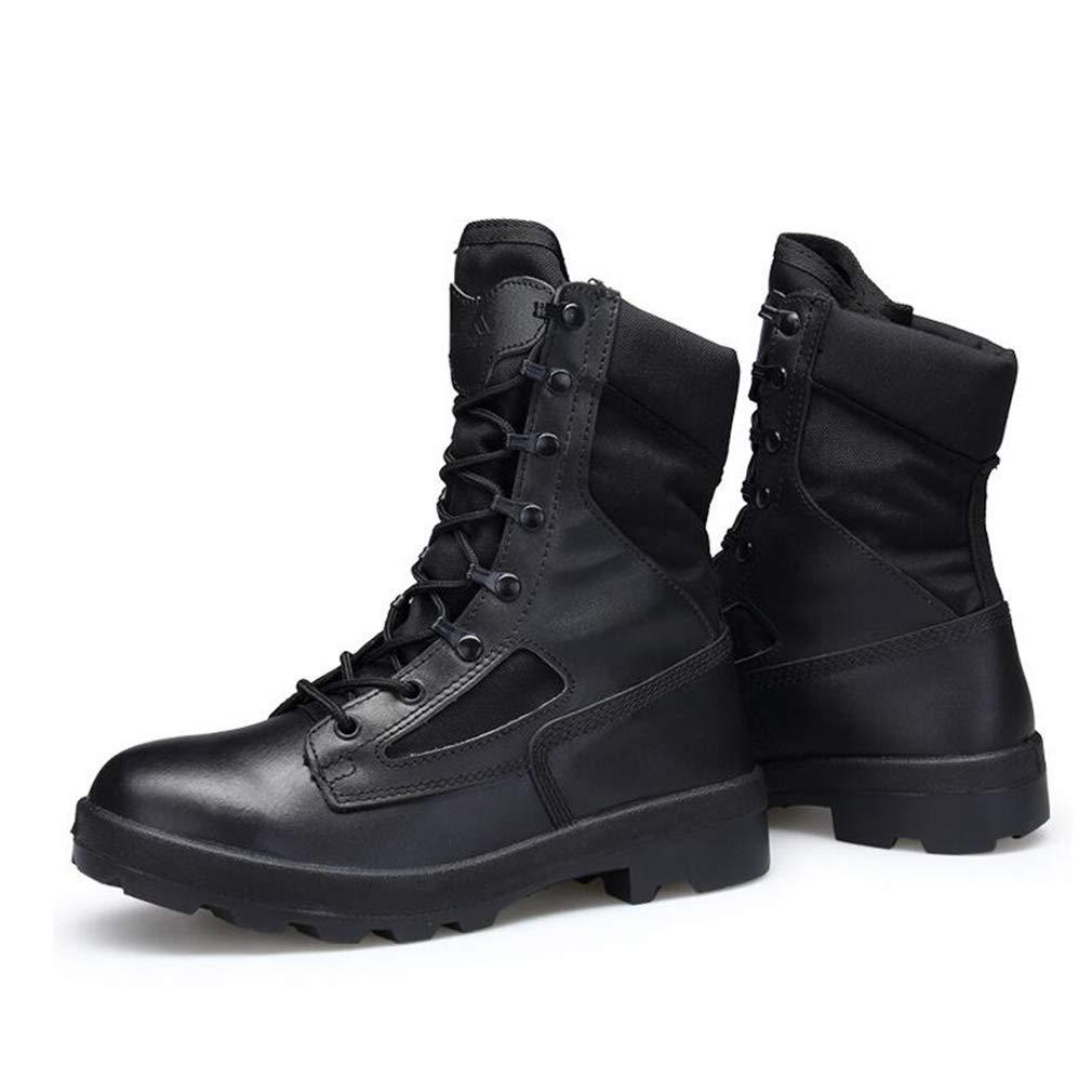 Hy Formelle Schuhe für Herren, Slip-Ons den für den Slip-Ons Herbst Winter tragbare Trainingsschuhe, Komfortable Atmungsaktive Kletterturnschuhe für Männer , Arbeitsschuhe, Kampfstiefel c84106