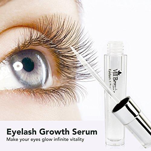 Review [Upgraded] Eyelash Growth Serum,