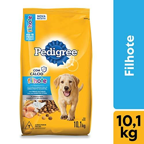 Ração Pedigree Para Cães Filhotes Raças Médias e Grandes 10,1 kg