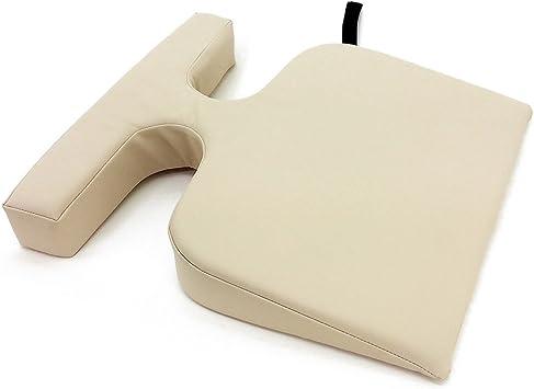 Amazon.com: Royal Massage T-Wedge - almohada femenina para ...