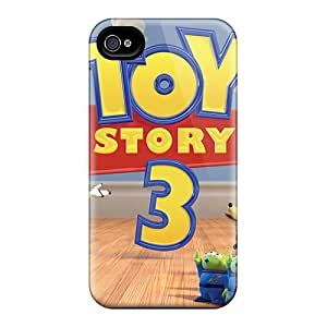 Bumper Hard Phone Cover For Iphone 6 (cHy22566tcrR) Support Personal Customs Realistic Toy Story 3 Image