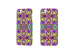 Diy iPhone 6 plus Nice Design Geometry Vintage Floral Seamless Pattern Unique Printed Photo Plastic Hard Customized Personalized 3D Case For iPhone 6 plus
