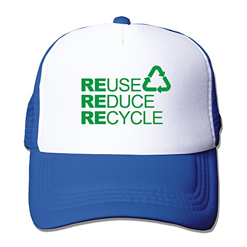 hugun-reuse-reduce-recycle-caps-royalblue-one-size