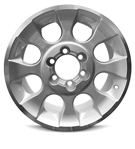 4 Spoke Aluminum Wheel - 4