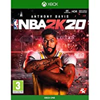 NBA 2K20 Regular Edition NMC Xbox One