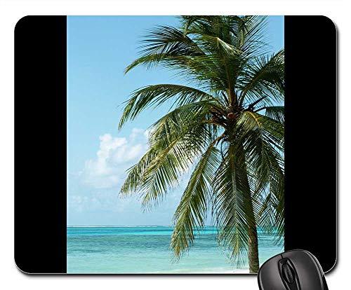 Mouse Pad - Palm Beach Holiday Island Exotic Sea Dreams