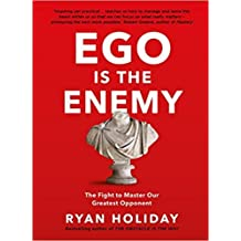 [By Ryan Holiday ] Ego is the Enemy (Hardcover)【2018】 by Ryan Holiday (Author) (Hardcover)