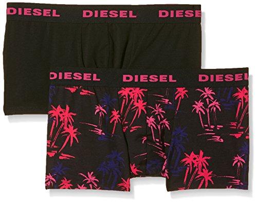 diesel-mens-2-pack-shawn-seasonal-cotton-stretch-trunk-black-pink-medium