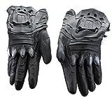 Rubie's Costume Men's Arkham City Deluxe Batman Gloves, Black, One Size