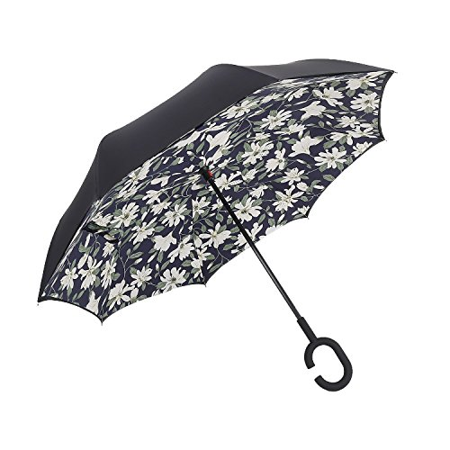 Agile Shop Windproof Inverted Umbrella Protection