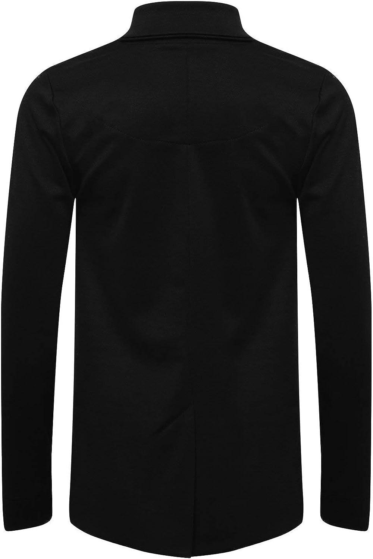 M/&Co Teen Girl Black Blazer
