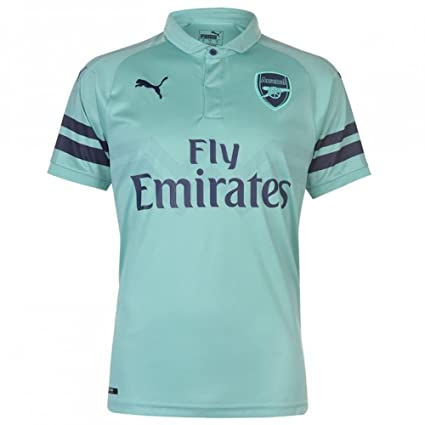f525ff05f16 Image Unavailable. Image not available for. Color  PUMA 2018-2019 Arsenal  Third Football Soccer T-Shirt Jersey ...