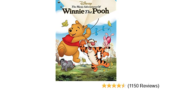 the many adventures of winnie the pooh online free