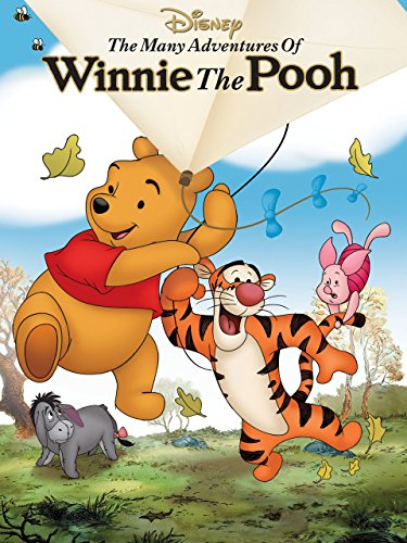 The Many Adventures Of Winnie The Pooh -