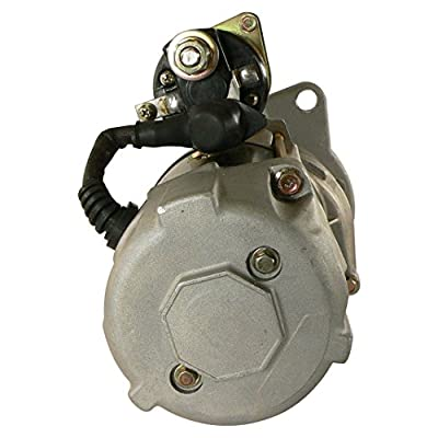 DB Electrical SNK0054 Starter (for Hino Truck 28100-1645A, 0350-702-0180-24 Volt 7.0kw): Automotive