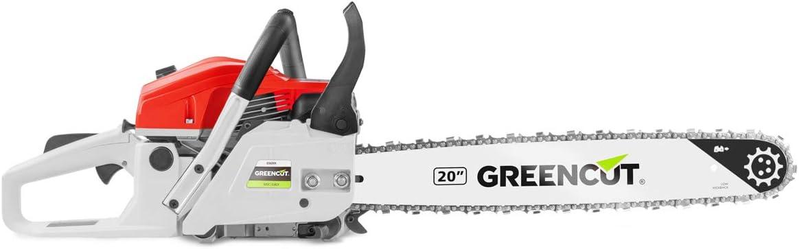 Greencut GS620X motosierra de gasolina