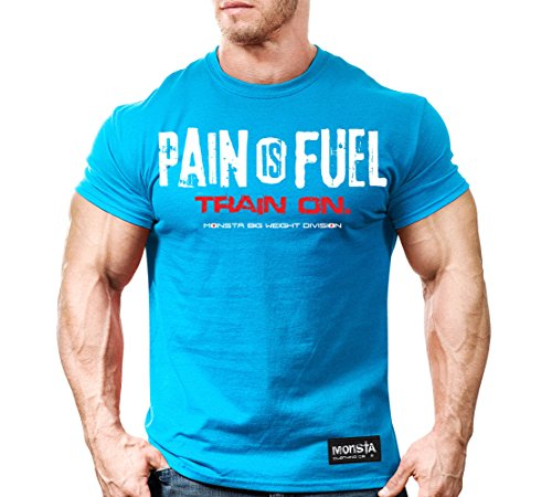 Monsta Clothing Co Pain Fuel