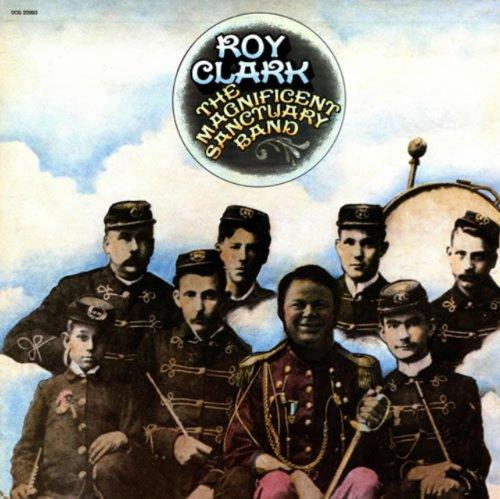 magnificent sanctuary band DOT 25993 (LP vinyl record) Roy Clark Band