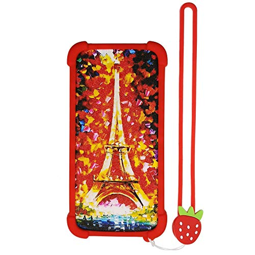 Case for Huawei Raven LTE H892l Case Silicone Border + PC Hard backplane Stand Cover TT
