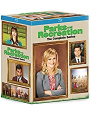 Parks & Recreation: The Complete Series [Blu-ray]