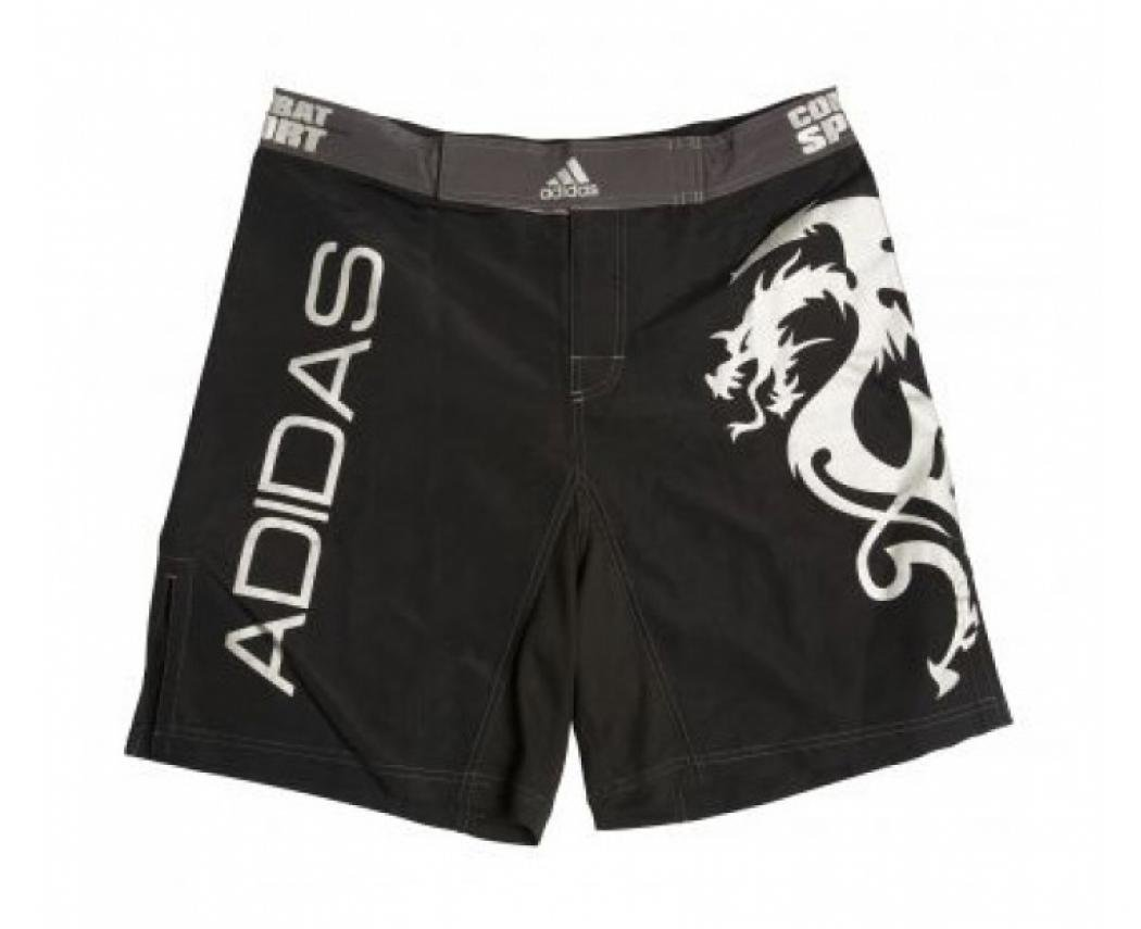 adidas MMA Silver Dragon Shorts by adidas