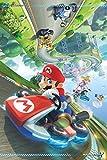 (24x36) Mario Kart 8 Video Game Poster
