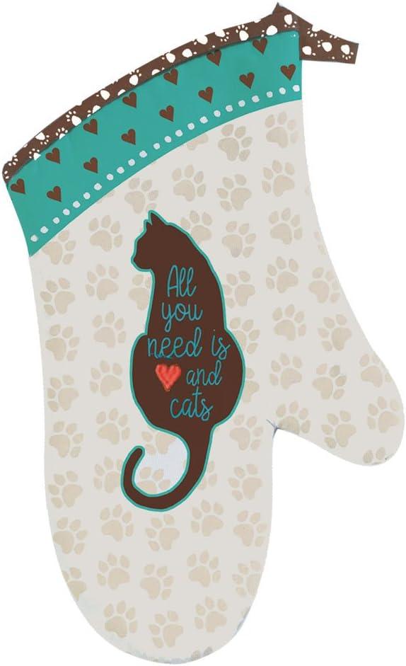 Kay Dee Designs R3785 Cat's Life Oven Mitt