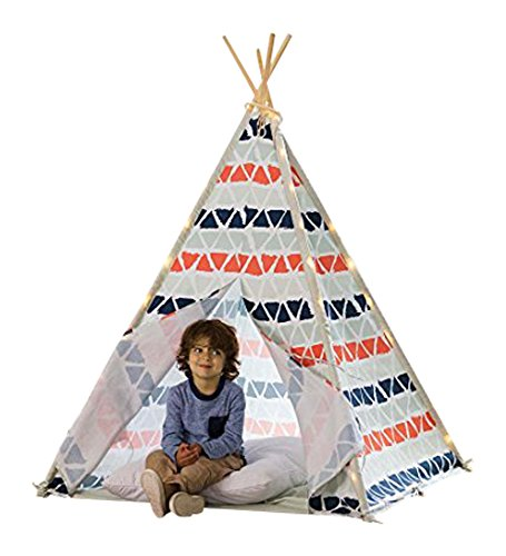 GeoArt Patterned Fabric Four Pole Teepee Special product image