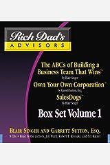 Rich Dad's Advisors: Box Set: 1 Audio CD