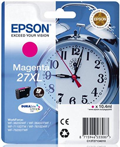 8411100267941 ean epson cartouche 27 xl magenta upc lookup. Black Bedroom Furniture Sets. Home Design Ideas