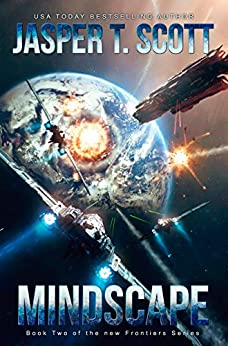 Mindscape: Book 2 of the New Frontiers Series by [Scott, Jasper T.]