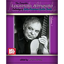 The Complete Almeida Anthology of Latin American Guitar Duets