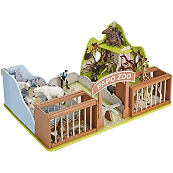Amazon Com Papo Wild Animal Kingdom Environments Set The