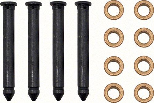 81 Camaro Firebird Door Hinge - Auto Metal Direct Door Hinge Repair Kit (4 pins & 8 bushings) - 70-81 Camaro; 70-77 Firebird