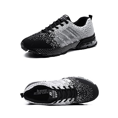 Walking and Casual Women Fashion Men Shoes for amp;LV Sneakers Grey LIN Sports Running HnxwqfvYxA