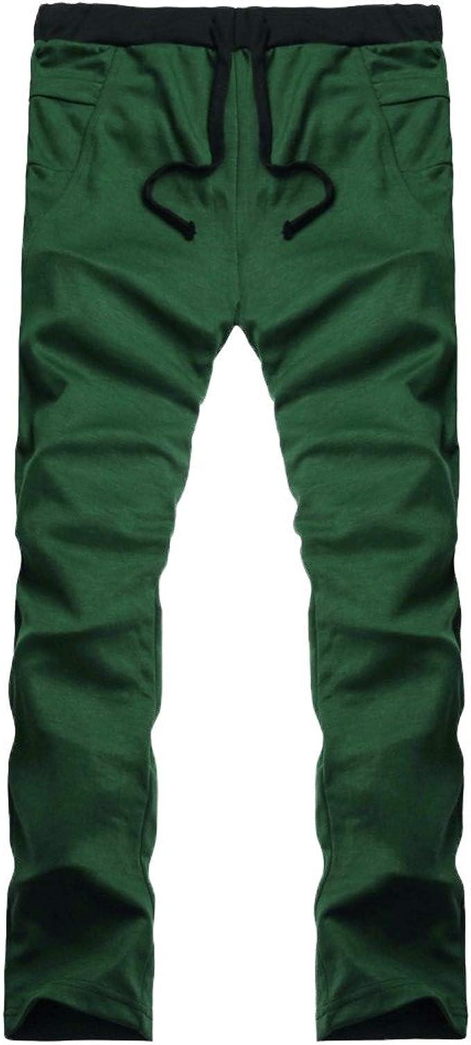 JMETRIC_pants Pantalones de Running para Hombre de Color ...