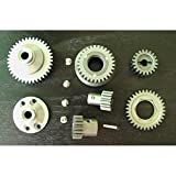 jato transmission - Hot Racing JT1000X Hard Anodize Aluminum Gear Set