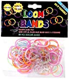 Loom Bands Glow in the Dark 100pcs