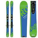 2018 Rossignol Experience Pro JR 80cm Skis w/ Kid X4 Bindings