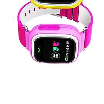 JJ. Accessory q90 - Reloj de Pulsera con GPS y función de ...