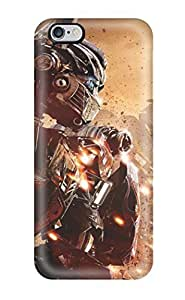 Quality CaseyKBrown Case Cover With Optimus Bumblebee In Transformers 3 Nice Appearance Compatible With Iphone 6 Plus