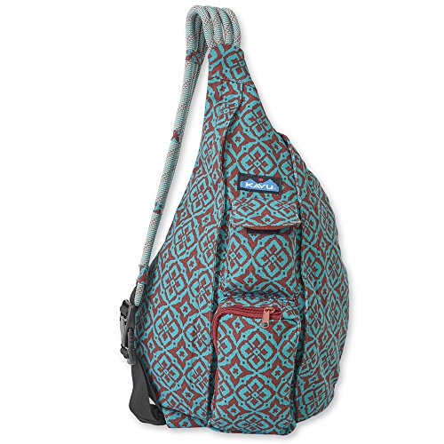 KAVU Women's Rope Bag Backpack, Desert Mosaic, One Size