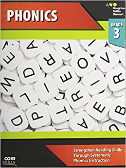 Steck-Vaughn Core Skills Phonics: Workbook Grade 3 by STECK-VAUGHN (2013-09-30)