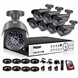 [Better Than 1080N]TMEZON 16CH 1080P AHD Video DVR Security System 8 AHD 2.0MP Super Night Vision 42 IR LEDs HD Outdoor Security Camera QR Code Scan Easy Setup with 2TB HDD Review