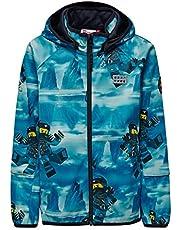 LEGO Wear Ninjago Waterproof & Windproof Reflective Snow/Ski Softshell Jacket